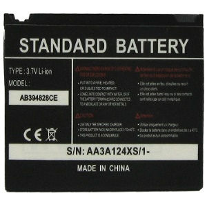 Cell Phone Battery for Samsung X820 X828 D830 E840 U100 U600