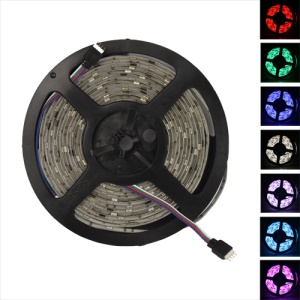 5050 SMD LED RGB Strips Multi Colors 5M DC 12V,IP65