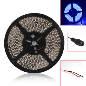 Flexible Waterproof 5M 5050 SMD LEDs Strip Light - Normal Blue