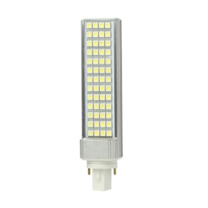 G24 11W Cool White 52 LED SMD 5050 Light Bulb Lamp AC 90-265V
