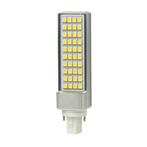 G24 8W 40 LED SMD 5050 80-265V Light Lamp Bulb Energy Saving - Warm White