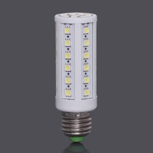 E27 SMD5050 44-LED 9W 704LM LED Corn Light Bulb Lamp AC85V~265V - White