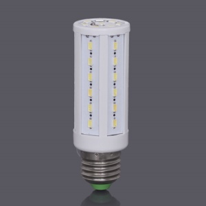 E27 SMD5630 44-LED 8W 924LM LED Corn Light Bulb Lamp - White