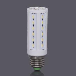 E27 SMD5630 44-LED 8W 924LM LED Corn Light Bulb Lamp - White