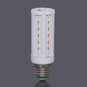 E27 SMD5630 44-LED 8W 924LM LED Corn Light Bulb Lamp  - Warm White