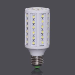 E27 SMD5050 60-LED 12W 960LM LED Corn Light Bulb Lamp AC85V~265V  - White