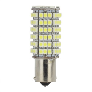 1156 White 3528 SMD 120 LEDs LED Turn Signal Backup Light Bulb Lamp