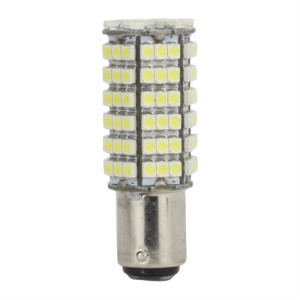 1157 White 3528 SMD 120 LEDs LED Turn Signal Backup Car Light Bulb Lamp