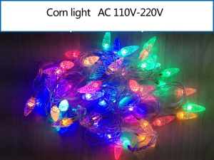 Corn LED Strip LED RGB String Light for Christmas Party Wedding etc