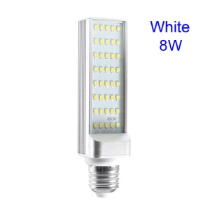 E27 2835 8W 40 LED Corn Light Bulb Lamp - White