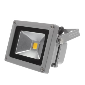 Fashion 10W LED White Outdoor Flood Light Landscape Lamps
