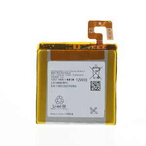 1780mAh LIS1499ERPC Li-ion Battery Replacement for Sony Xperia T LT30p LT30i Mint (OEM, Not Brand New)