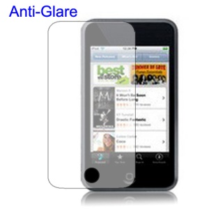 Anti-glare Frosted LCD Screen Protector Guard Film for iPod Touch 2 / 3