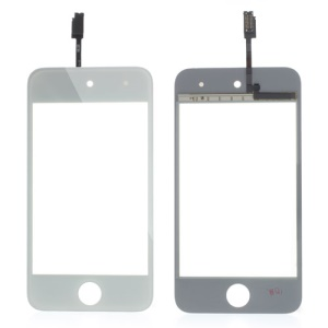 White High Quality Digitizer Touch Screen Repair Parts for iPod Touch 4 4th 4G