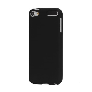 Naked TPU Gel Case Accessories for iPod Touch 5 - Black