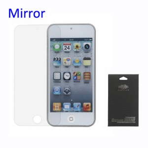 Mirror LCD Screen Protector Film Cover for iPod Touch 5