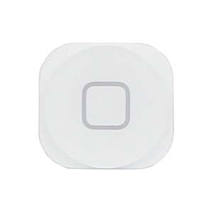 Home Button Key Replacement for iPod Touch 5 (OEM) - White