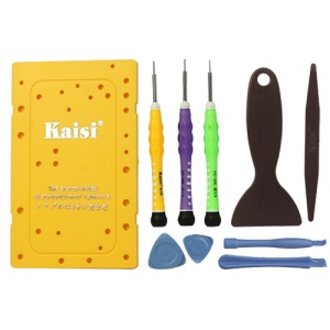 10 in 1 Opening Tool Screwdriver Repair Kit Set for iPhone 4 4S iPad  3688