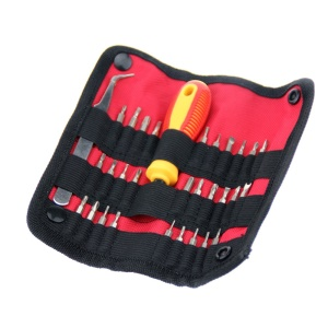 32 in 1 Pocket Precision Screwdriver Set Bits Tool Kits