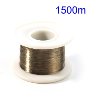 1500M Cutting Line Alloy Wire for Separating Mobile Phone Touch Screen Panel LCD
