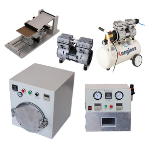 5 in 1 LCD Repair Machine (OCA Laminater + Vacuum Laminating Machine + Vacuum Pump + Bubble Removing Tool + Air Compressor)
