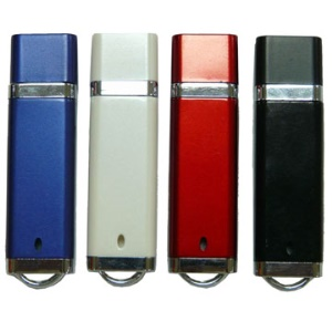 Oblong USB Flash Disk