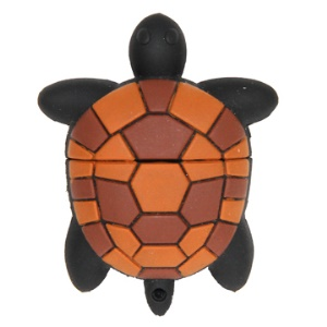 Tortoise USB Flash Disk,2/4/8/16GB Available