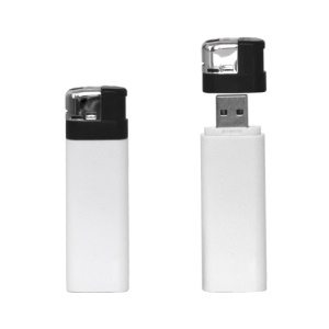 Portable Lighter USB Flash Disk Drive, 2/4/8/16/32GB Available
