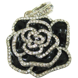 Peony Diamond USB Flash Memory