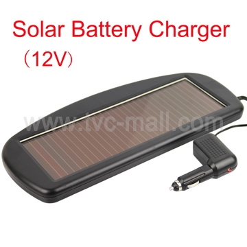 12V Smart Solar Battery Charger for Car,Trucks,Boat