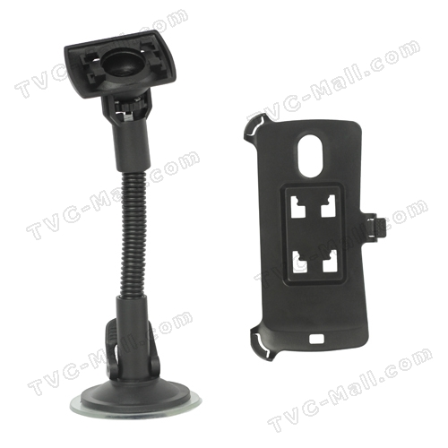 Car Windshield Mount Holder Cradle for Samsung Google Galaxy Nexus I9250amsung I9250 Car Mount Holder Cradle with Suction Cup