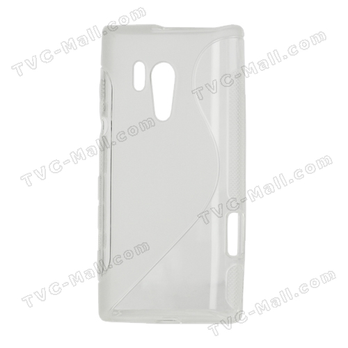 S Line Wave TPU Case for Sony Xperia acro HD IS12S SO-03D Hayate