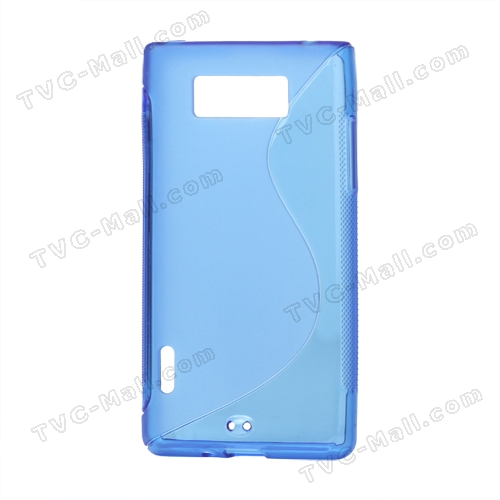 S-Curve TPU Gel Case Cover for LG Optimus L7 P700 P705
