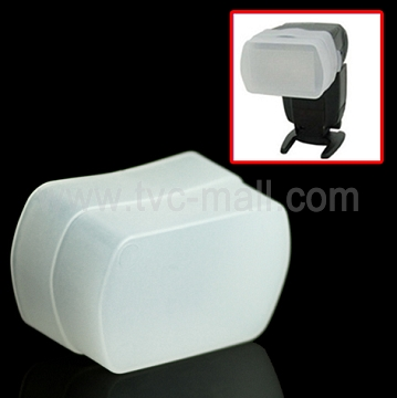 Bounce Flash Diffuser Softbox Cap for Sony HVL-F58AM