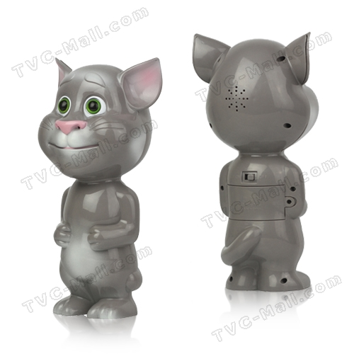 Talking Tom Cat Voice Record Gift Collection for Kids