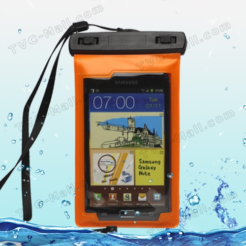 Waterproof Sports Armband Bag for Samsung Galaxy Note I9220 / Galaxy S 3 I9300 (Size:19x10cm)