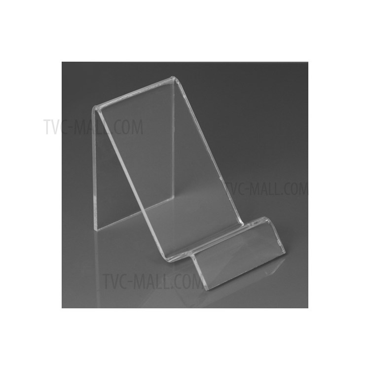 10PCS/Lot Plastic Display Stand Holder for iPhone HTC Samsung Smartphones etc