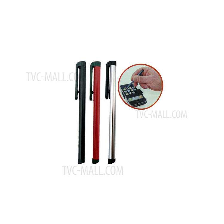 Touch Stylus Pen for iPhone 4 ( with clip)