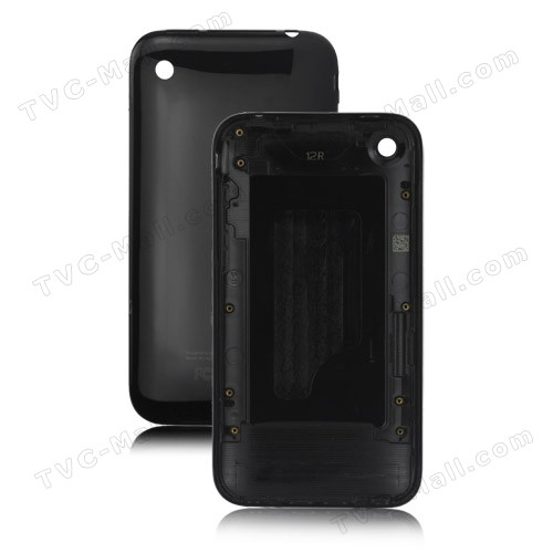 iPhone 3G 8GB Back Cover Housing Replacement - Black