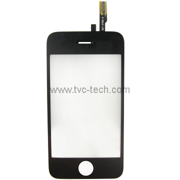 Sensitive iPhone 3GS digitizer Replacement, 3rd Generation Touch Panel,  3GS Repair Screen