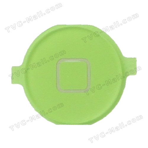 iPhone 3GS/3G Home Button Key Replacement - Green