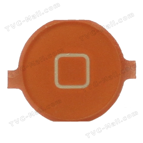 Home Button Key Replacement for iPhone 3GS/3G - Orange