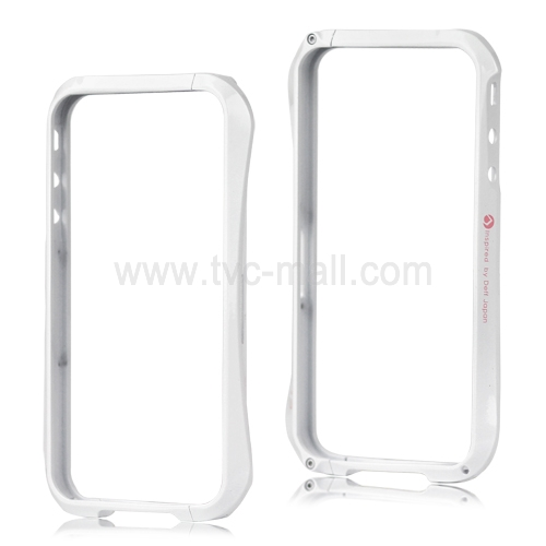 Metal Baking Painting Bumper Frame Case for iPhone 4