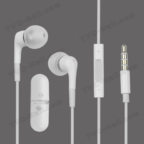 iPhone 4S 4 3GS In-Ear Earphone Headphones with Remote and Mic (Original Material)