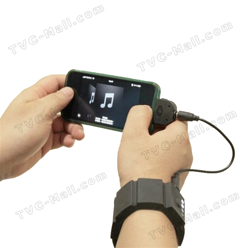 1500mAh Watches Wrist Power Charger Battery for iPhone Samsung PSP NDS