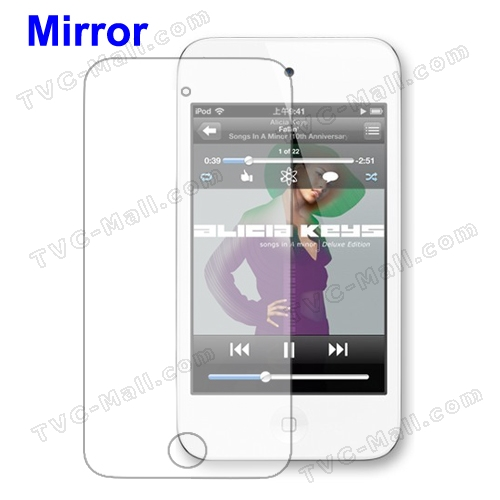 Mirror Screen Protector Guard for iPod Touch 4