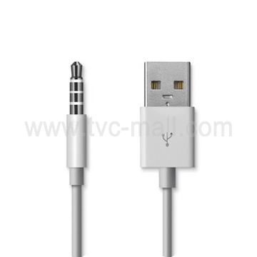 Original Shuffle 3rd USB Data Sync Charger Cable