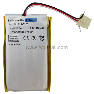 Battery Replacement for iPod Nano 1st Generation