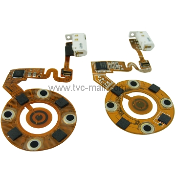Click Wheel Flex Cable Rplacement for iPod Nano 2nd