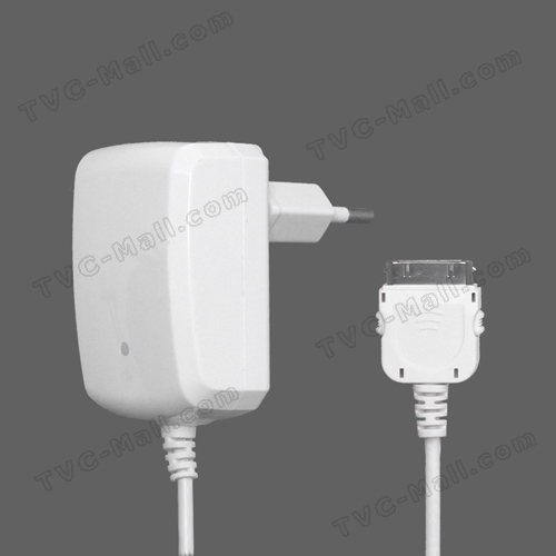 AC Wall Home Travel Charger for New iPad iPhone iPod 2.1A - EU Plug